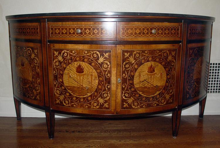 Francesco Molon Console Cabinet