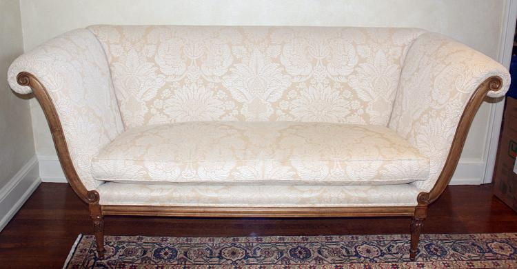 Schumacher Upholstered Sofa