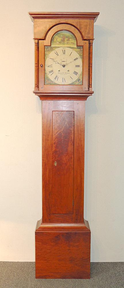 Leonard Marschark Shaker-style Tall Clock