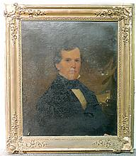 Martin Johnson Heade (attrib.), Portrait