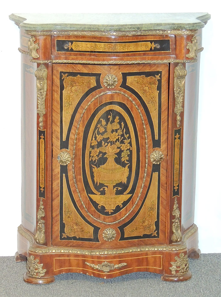 French Ormolu Commode