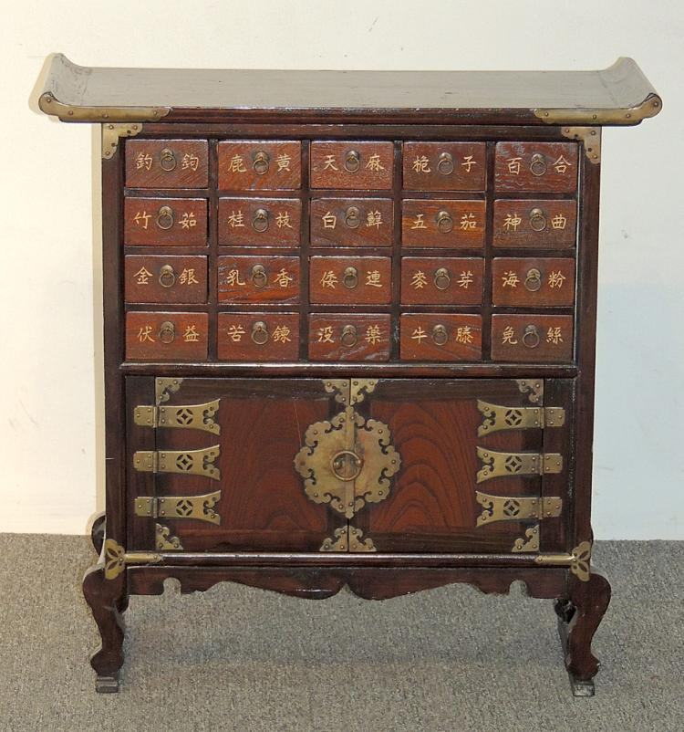 Chinese Apothecary Chest