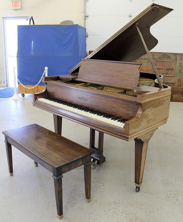 Chickering Baby-Grand Piano