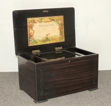 Swiss Single-comb Cylinder Music Box