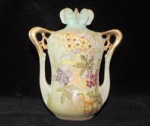 RSTK Amphora Porcelain Vase