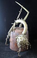 Pal Kepenyes Brutalist Sculpture
