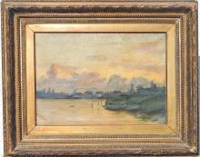 Petrus Paulus Schiedges Oil on Canvas