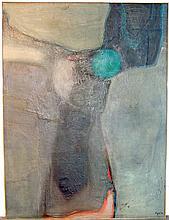 Seymour Fogel Oil on Canvas