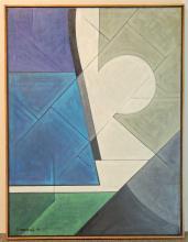 Paul Sanasardo Acrylic on Canvas