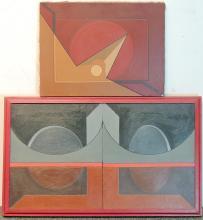Paul Sanasardo. Two Works