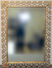 Decorator Gilt Carved Mirror
