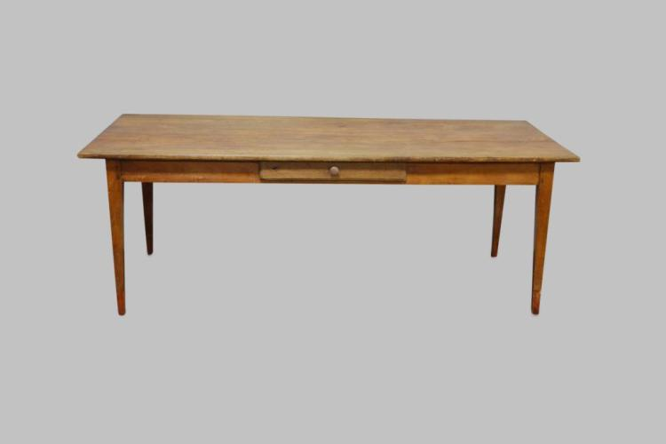 Pa. Harvest Table w/ Drawer 29 3/4