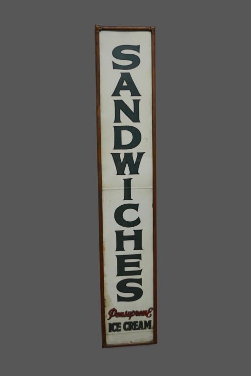 Sandwiches Sign 75 3/4