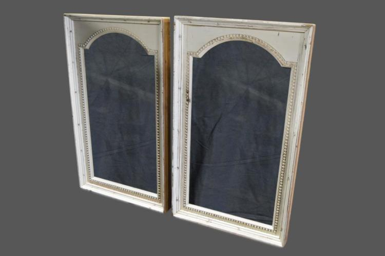 French Architectural Mirror X-2 42 3/4