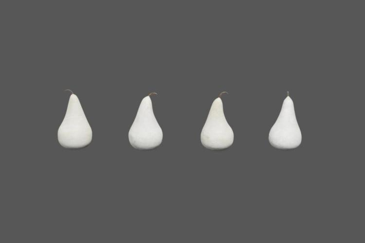 Marble Pear X-4 10 1/2
