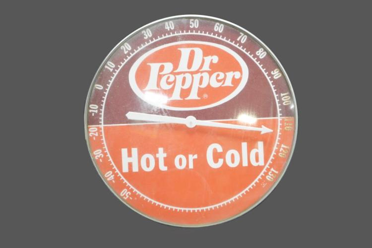 Dr. Pepper Thermometer 18 1/2