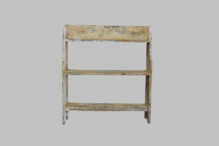 Painted Country Store Display Rack 34 1/4