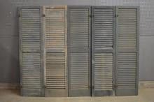 Group Lot of Shutters