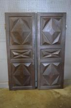 Pair of Early French Doors