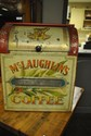 McLaughlin's Coffee Bin-Metal