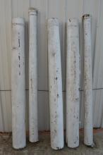 5pc. Column Lot