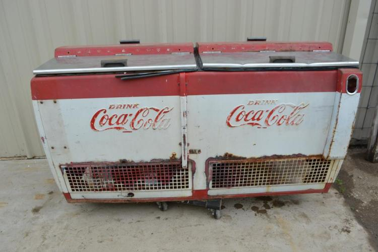 Coca cola drink cooler for Cocktail 1789