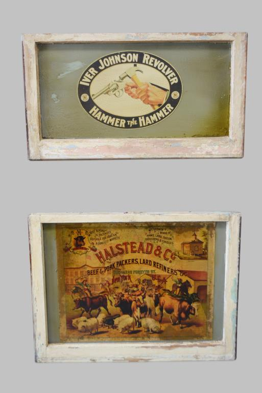 2pc advertising window lot 18 x 32 24 x 32 for 18 x 24 window