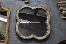 Architectural 'Clover' design Mirror