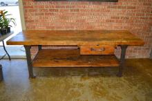 Industrial Work Bench w/ Drawer SIZE- 30