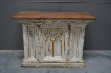 Painted Church Altar SIZE- 41