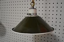 Hanging Industrial Light X2