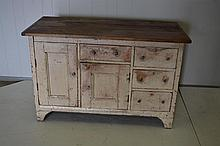 Painted Cupboard Base 32