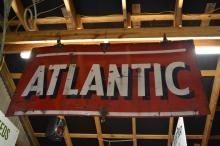 Atlantic Sign- Porcelain