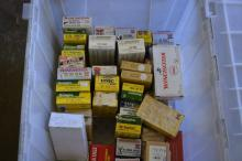 Group Lot of Assorted Ammunition