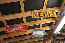 3 Piece Advertising Lot-Nehi, Pepsi Cola,Coca-Cola