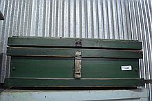 Painted Tool Box
