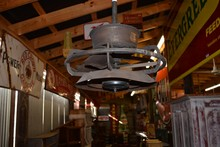 Hanging Fan