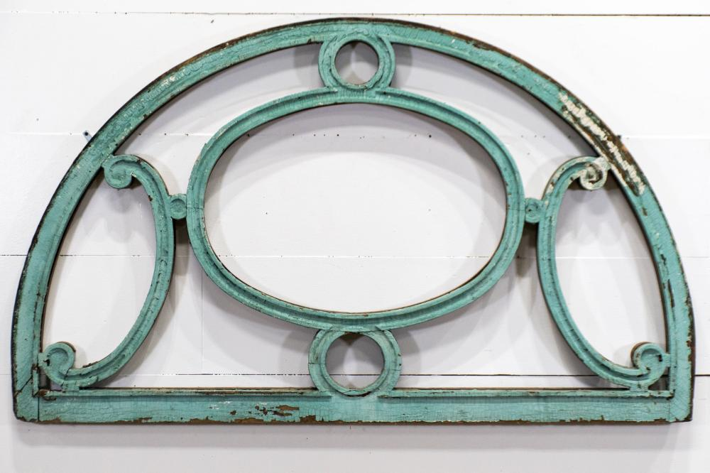 """Architectural Painted Window Frame 38"""" x 63 1/2"""""""