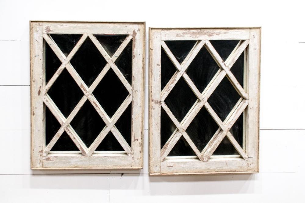 """Architectural Mirror X-2 37"""" x 28 1/2"""" ea."""