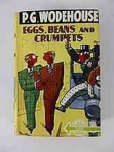 P.G Wodehouse First Edition 'Eggs Beans and Crumpe