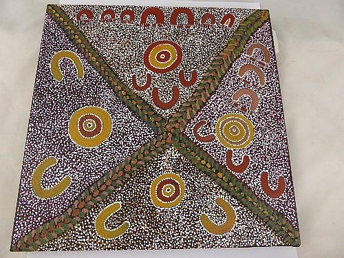 Maureen Purvis Kngwarreye, (Aboriginal Artist)