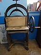 A Vintage Mangle by The South Birmingham Furn. Co.
