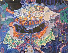 BOGOMAZOV Alexander 1880-1930