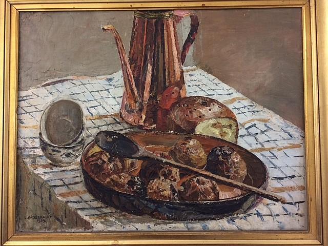 BROECKAERT Louis 1892-1957
