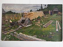 BOGATIREV Mikhail 1924-1999