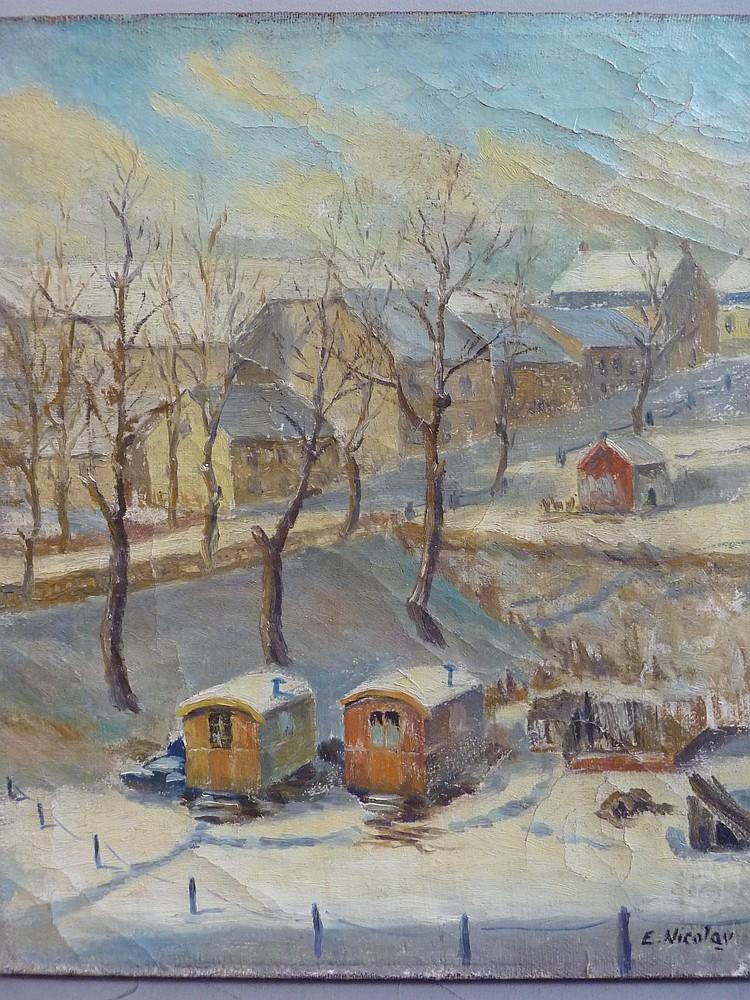 TIMKOV Nicolay Efimovich 1912-1993