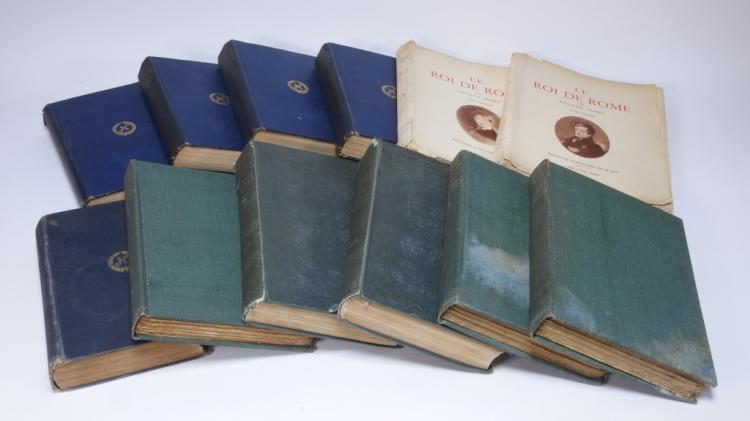 12 Biographies of Napoleon I and II