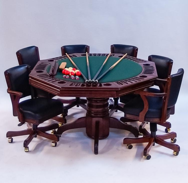 Attrib Darafeev Poker Pool Chess Checker Table