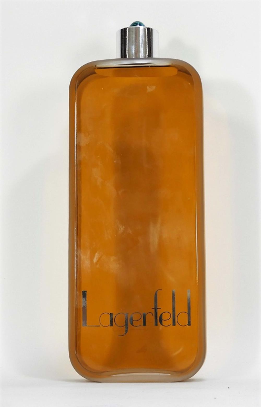 LG Karl Lagerfeld Factice Display Cologne Bottle