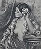 Pierre Renoir Impressionist Nude Heliogravure